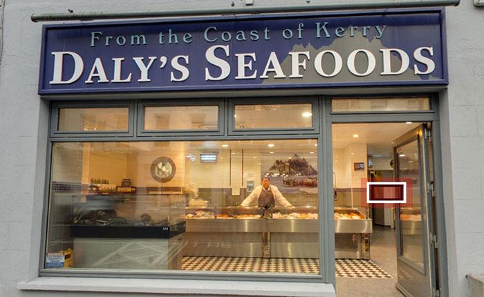 Dalys Seafoods Nenagh 360 Virtual Tour #3VT